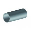 Tube acier galvanisé Ø40 mm lisse ép. 1,5 mm - 6000 mm