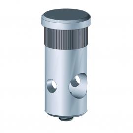 Axe pour fixation aluminium