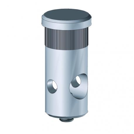 Axe pour fixation aluminium - store à guide