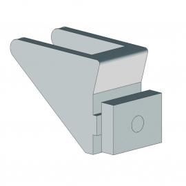 Cale barre de charge 440014 coffre Carcassonne