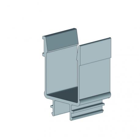 Clip de support profil inférieur coffre oleron