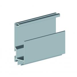 Profil de finition - pergola aluminium