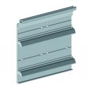 Semelle de fixation aluminium largeur 190 mm