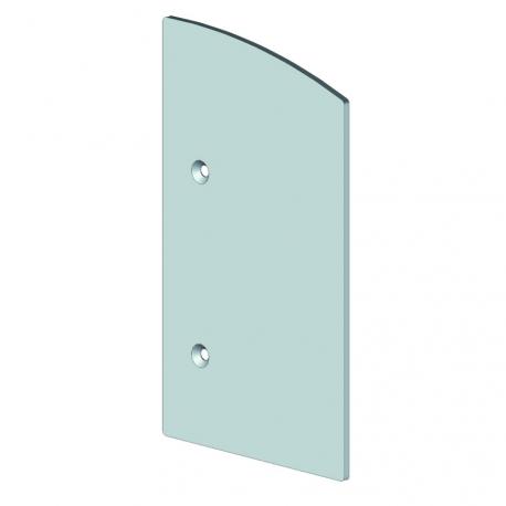 Joue latéral haute - Pergola aluminium