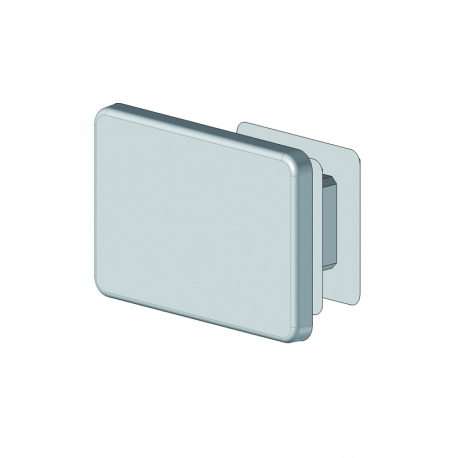 Bouchon profil - Pergola aluminium Cros