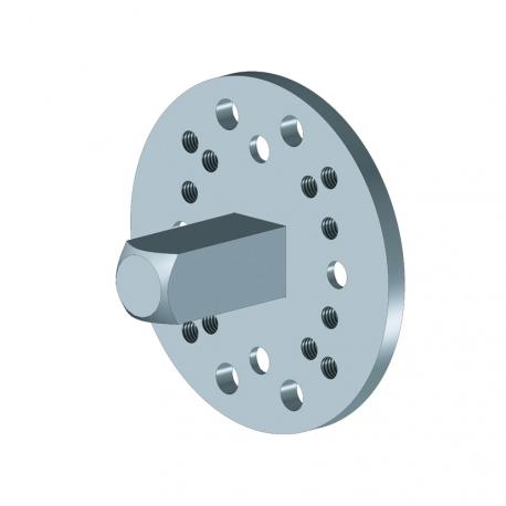 Support moteur pour pergola aluminium Cros - tcva.fr