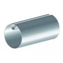 Tube d'enroulement Ø48 acier - 6000 mm