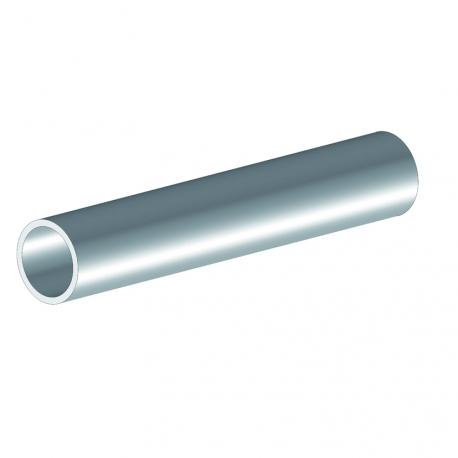 Tube lisse Ø18 mm ép. 1,25 mm - 6000 mm