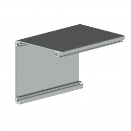 Auvent de protection screen 75 - 5880 mm
