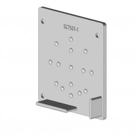 Joue carré screen façade / plafond