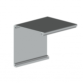 Auvent de protection screen 95 - 5880 mm