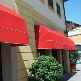 "Store corbeille sur mesure en aluminium ""Pelican 55"" - Store de terrasse, Pergola bioclimatique Cros - tcva.fr"