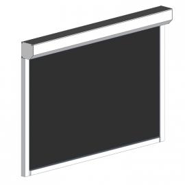 Store screen pan coupé 85mm