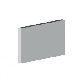 Profil plat de renfort corbeille - 5880 mm