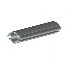 Profil barre de charge aluminium - 5880 mm