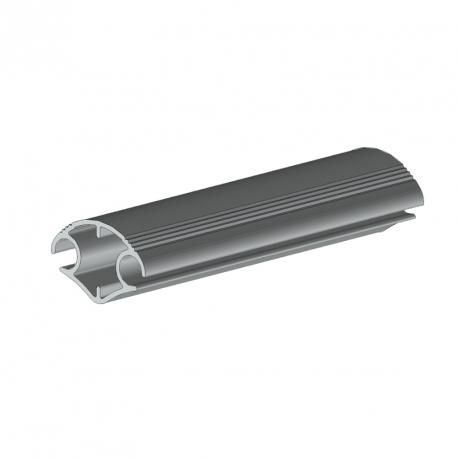 Profil barre de charge aluminium 5880 mm - store à l'italienne