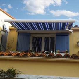 Store banne coffre Carcassonne - Store de terrasse, Pergola aluminium Cros - tcva.fr