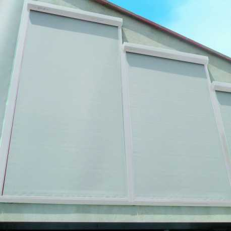 store screen ext rieur motoris. Black Bedroom Furniture Sets. Home Design Ideas