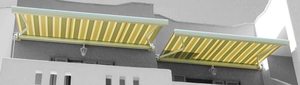 store extérieur,store de terrasse & balcon